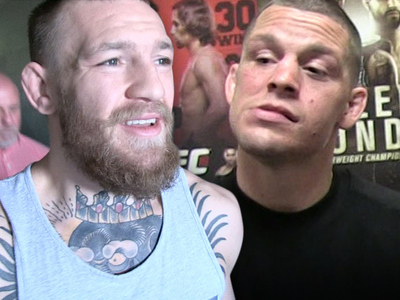 McGregor vs. Diaz -- Rematch in the Works