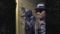 Ray J -- My Security Team Is Ready for War! (VIDEO)
