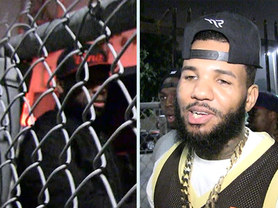The Game and 50 Cent -- Feud Squashed ... We're Party Bros Now (VIDEO)