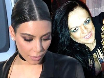 Kim Kardashian -- RIP My Mini-Me