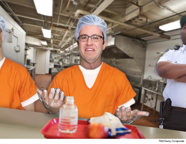 Celebrity in jail 2019