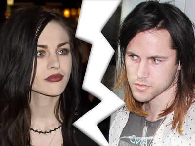 Frances Bean Cobain -- Files for Divorce ... My Dad's Money is Mine