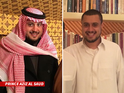 Saudi Prince Sued -- You Trashed My House With Naked Strippers And Blow (PHOTOS)