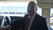 John McCain -- Best Person to Lead ISIS Fight ... Me (VIDEO)
