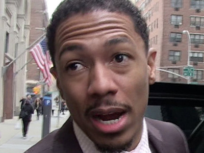 Nick Cannon -- New Song Raggin' On Mariah ...He Says No (AUDIO)