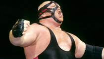Ex-WWE Star Vader -- My Penis Pic Was Hacked ... Sorry!