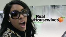 'RHOA' Star Porsha Williams -- Blindsided By Beatdown Video