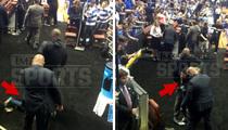 Kobe Bryant -- WIFE FALLS HARD ... Louboutin Down!!!! (VIDEO)