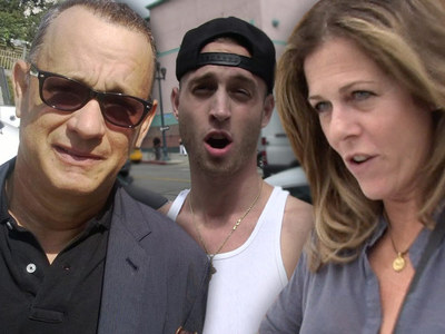 Tom Hanks Gets Sued For Son Chet's Car Accident