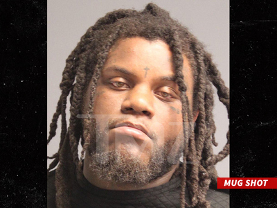 Rapper Fat Trel -- Busted for Fake Ass $50 Bills ... Blames Dat ATM Dough (MUG SHOT)