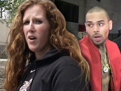 Chris Brown -- Alleged Ex-GF Shut Down in Court ... No Restraining Order
