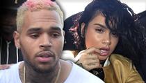 Chris Brown -- Mocks Kehlani ... Says Alleged Suicide Attempt Is BS