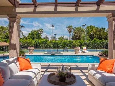 Amber Rose -- Livin' Large in $4 Million Valley Estate