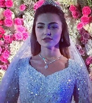 Said Gutseriev & Khadija Uzhakhovs -- The Celeb Filled Wedding