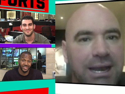 Dana White on Jon Jones -- Cussing Out Cop Was Epically Dumb