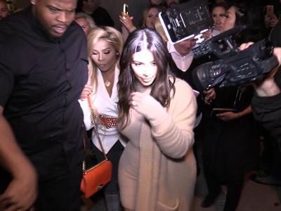 Kim Kardashian -- Follow Me, Lil' Kim ... I've Done This Before (VIDEO)