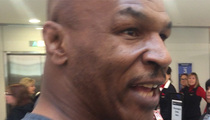 Mike Tyson -- Pacquiao Should Be 'F**king Barred' ...  'Totally Disrespectful'