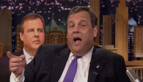 Chris Christie -- I Wasn't Donald Trump's Hostage (VIDEO)