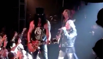 Guns N' Roses -- You Know Where You Are??!! Axl's Still Got It ... (VIDEO)