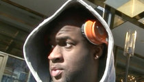 Vince Young Sued by Woman -- He Got Wasted and Beat Me Up