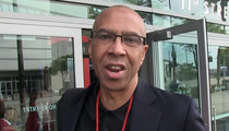 Klay Thompson's Dad -- Scottie Pippen Is WRONG ... Warriors Would Beat '96 Bulls (VIDEO)