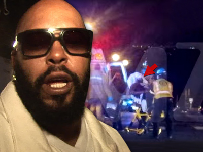 Suge Knight -- Sheriff's Deputy Conspired with Dr. Dre to Kill Me