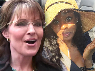 Sarah Palin To Azealia Banks -- Hey Dummy, Don't Ya Know ... That Interview Was A Big Ol' Fake