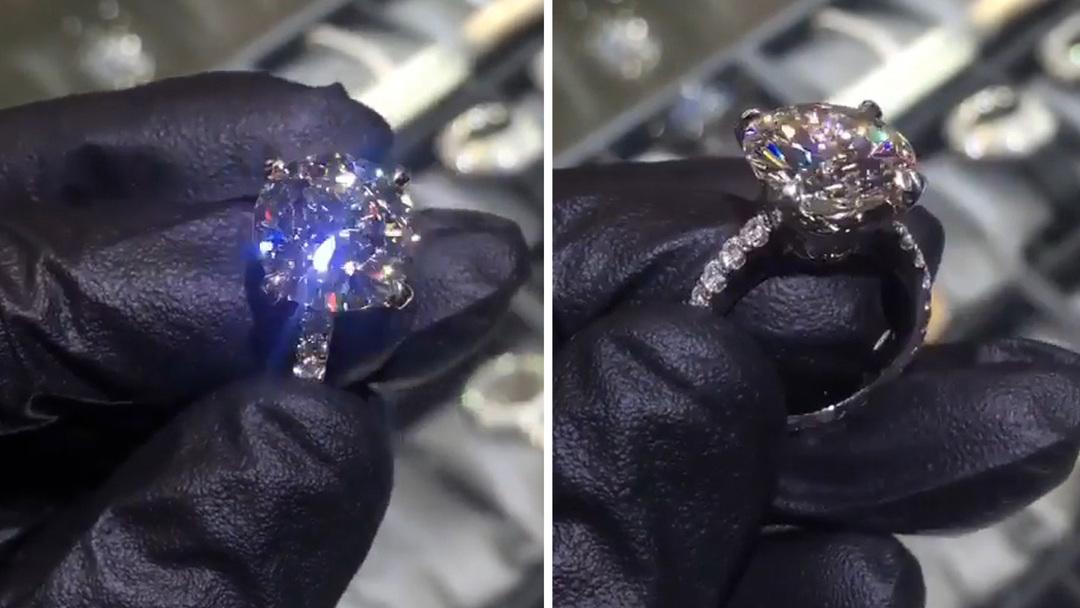 Rob Kardashian is Lord of the 325k Engagement Ring TMZcom