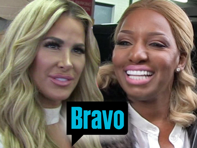 Kim Zolciak and Nene Leakes -- We'll Ride Before We Die ... On Reality TV
