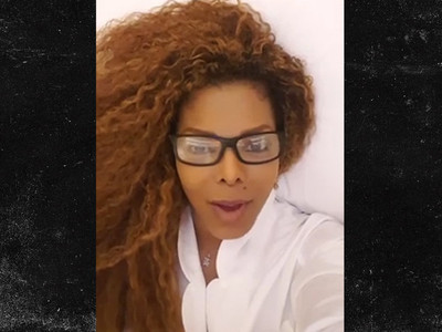 Janet Jackson -- No Time for Touring ... I'm Starting a Family (VIDEO)