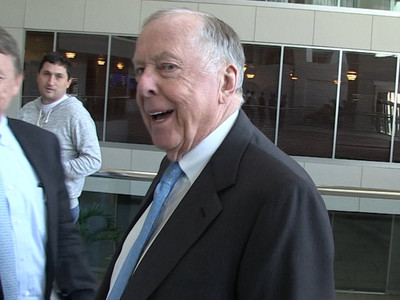 Jerry Jones Tells Billionaire Pal ... I'M NOT SIGNING MANZIEL (VIDEO)