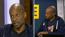 ESPN to Bomani Jones -- Please Cover Up 'Caucasian' Shirt (UPDATE)