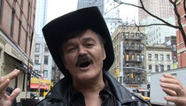 Cowboy from Village People -- BOYCOTT MANNY PACQUIAO ... 'You're No Macho Man' (VIDEO)