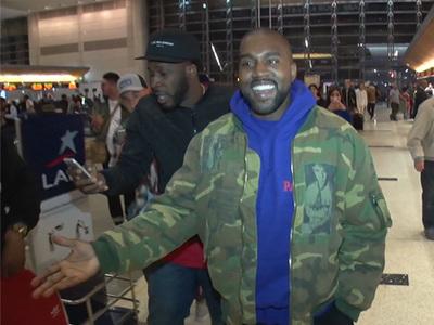 Kanye West -- I'm Grudgingly Team Rob (VIDEO)