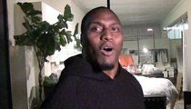 NFL's Takeo Spikes -- I Was An Egg Sandwich Dealer ... At The Masters (VIDEO)