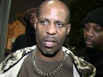 DMX -- Some Chick Jacked My Watch ... She Claims Sexual Assault