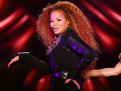 Janet Jackson -- My Family's Only Gonna Take A Year ... Tour Back in 2017