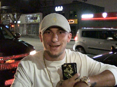 Johnny Manziel -- Being A Bronco Would Make Me One Happy Dude