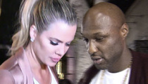 Khloe Kardashian -- I Can't Fix Lamar ... So I'm Done