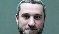 Dustin Diamond -- Early Release from Prison ... Scrubbed His Way to Freedom