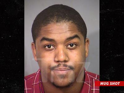 'Zoey 101' Star Chris Massey -- Arrested for Domestic Violence (Mug Shot)