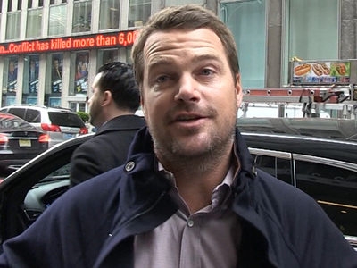 Chris O'Donnell -- Back Off Jordan Spieth ... Guy's Still a Beast (VIDEO)