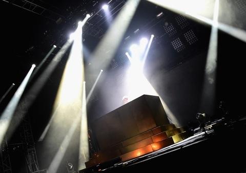2015: DJ Gesaffelstein performs onstage during day 3