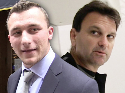 Johnny Manziel's Agent -- Get Treatment Or You're Fired