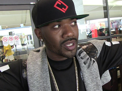 Ray J Sued Over a Rolls-Royce ... Sorry, I've Got Way Too Many Cars!