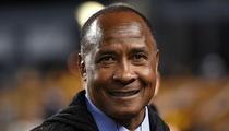 Lynn Swann -- Named USC Athletic Director ... My FB Star Son's Coming Too!