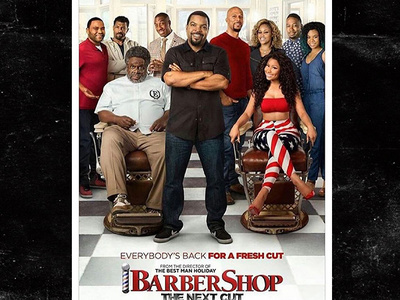 'Barbershop 3' Movie -- Will Hit The Big Screen ... Judge Cuts Up Lawsuit