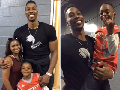 Dwight Howard -- Ends War With Famous Ex ... After Years Of Hatred