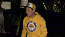Flea on National Anthem -- Screw the Haters ... 'I Rocked That S**t' (VIDEO)