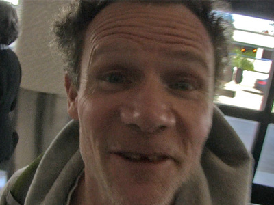 Flea -- Rips 'Small-Minded' Critics ... My Nat'l Anthem Was Beautiful'